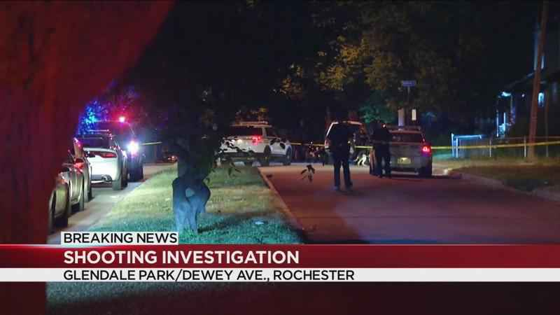 Police investigating possible shooting on Glendale Park