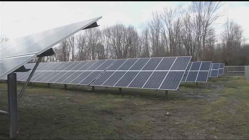 Solar power, NY slow to catch on