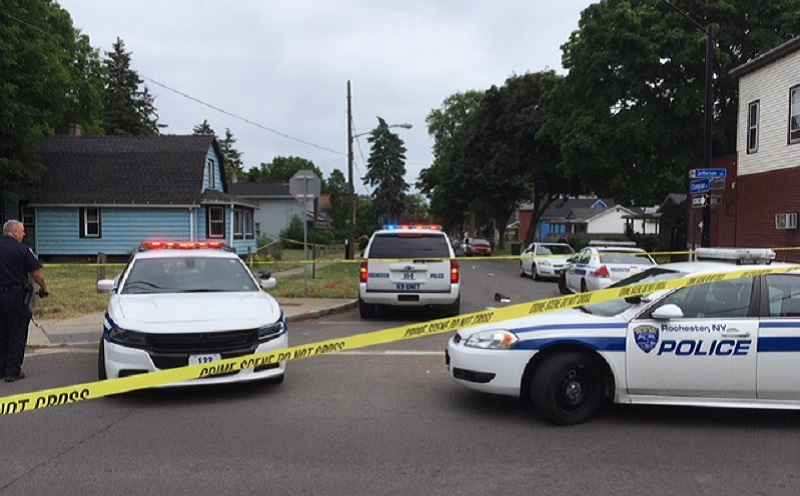 RPD investigating shooting on Champlain Street