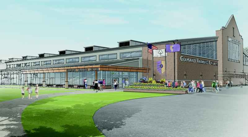 Golisano Training Center breaks ground