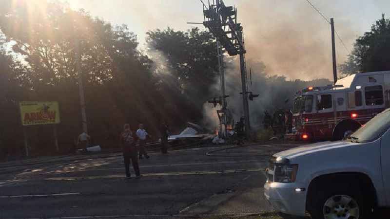 Two Dead, Two Missing After Plane Crash Off Amagansett