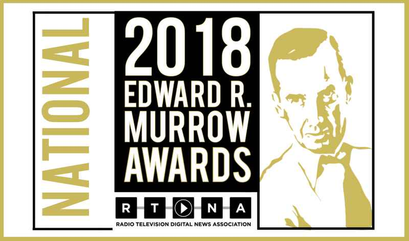 News10NBC wins National Murrow Award for Best Newscast