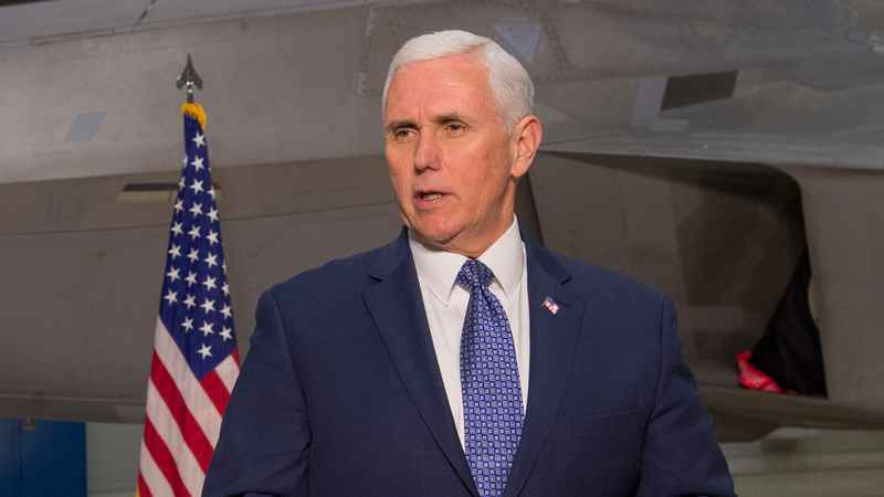 Vice President Mike Pence visits Syracuse today