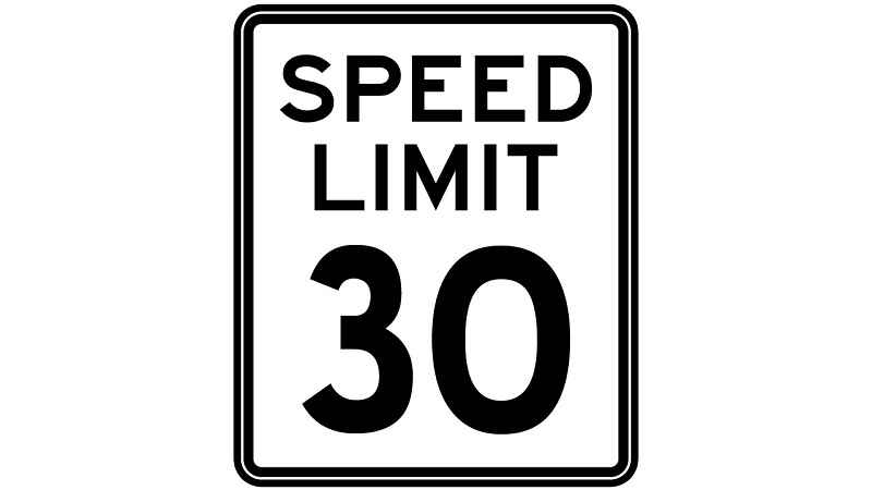 the effect of speed limits on The texas department of transportation is debating whether to increase the  speed limit along a 41-mile length of road between san antonio.