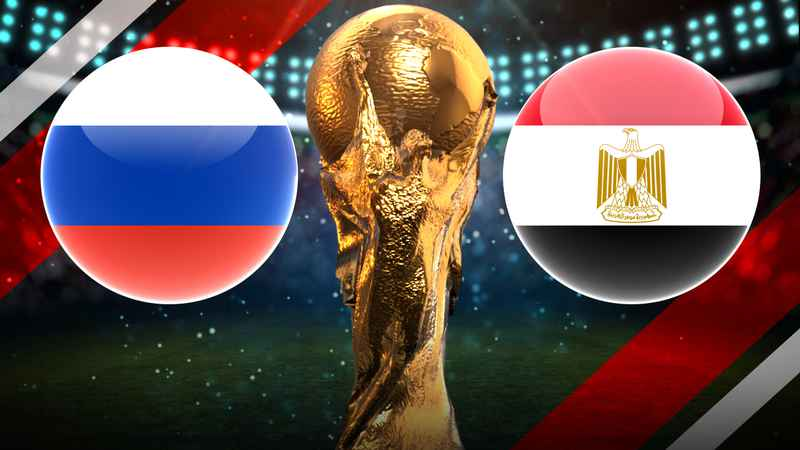 Latest World Cup: Salah scores, but Russia beats Egypt for 2nd win