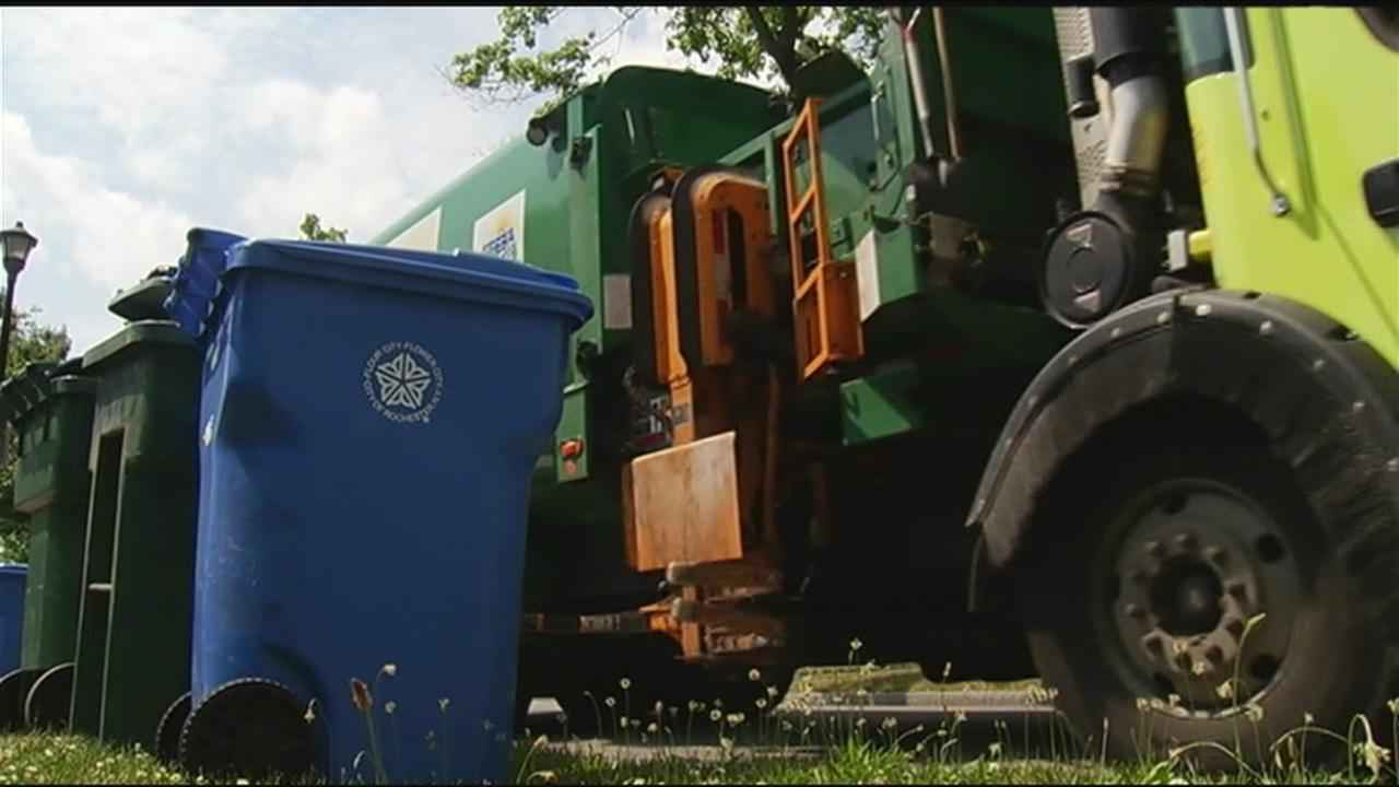 Local refuse companies paying more to remove recyclables than garbage
