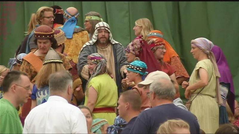 Changes coming to Hill Cumorah Pageant
