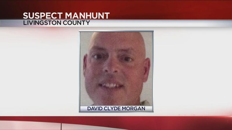 Passenger in Livingston County manhunt to be arraigned Thursday night