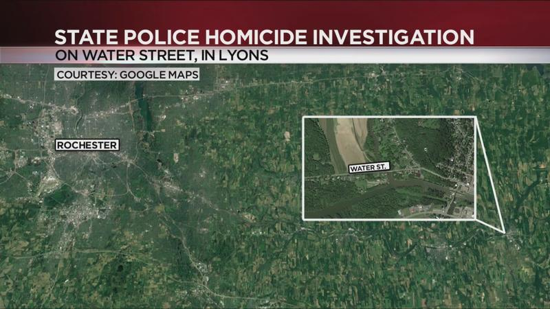 Police: Lyons man murdered with wooden board