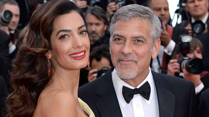 George Clooney hospitalized after motorcycle crash in Italy