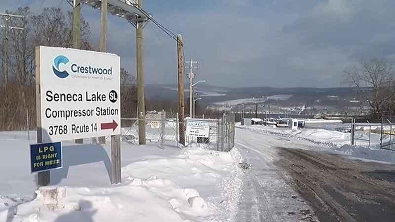 State denies company's request for propane storage facility
