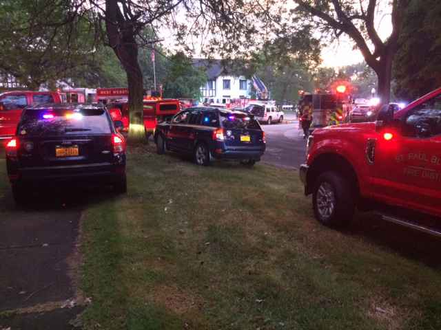 Fire breaks out at Irondequoit nursing home