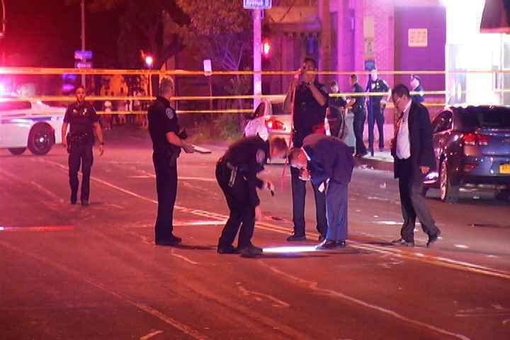 Man dies from injuries after Hudson Avenue shooting
