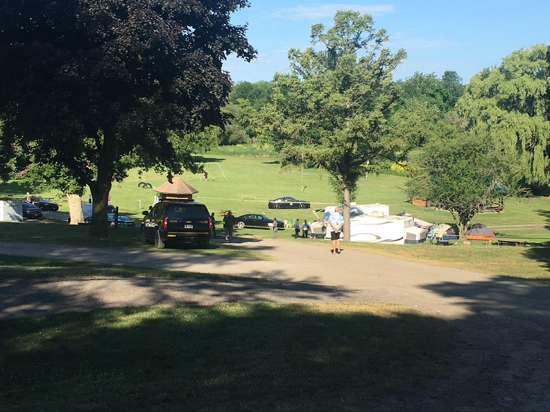 Cheerful Valley Campground in Phelps