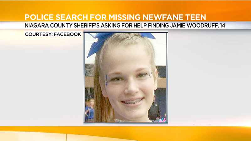 Police search for missing Niagara County teen