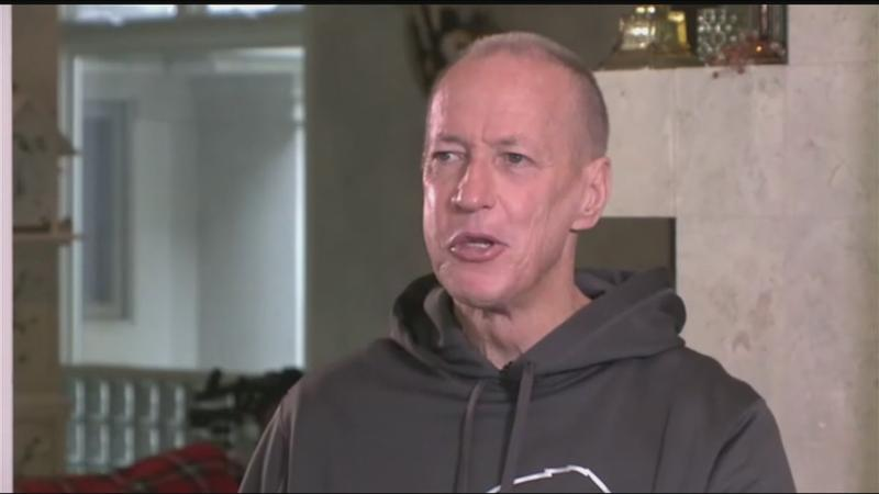 Hall of Famer Jim Kelly discusses recovery from oral cancer