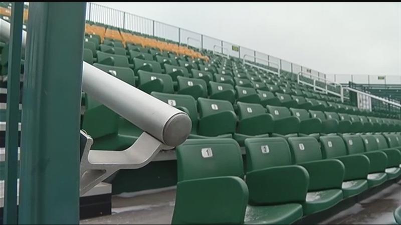 Stadium expected to sit empty 12 years after it opened