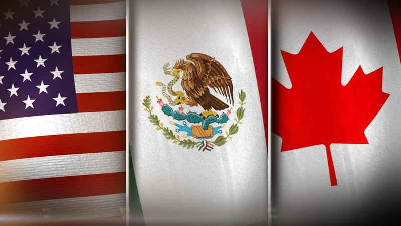 NAFTA is being renamed US-Mexico Trade Agreement, President Trump says