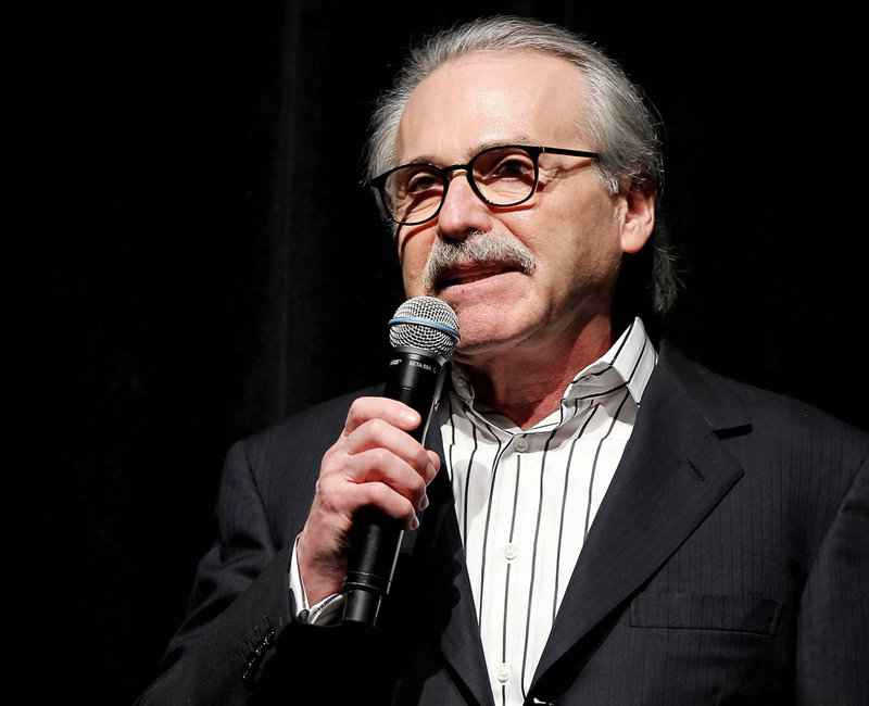 Michael Cohen prosecutors granted immunity to publisher David Pecker