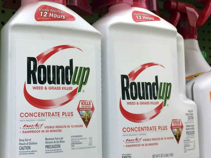 Schumer accuses the FDA of withholding weed killer information