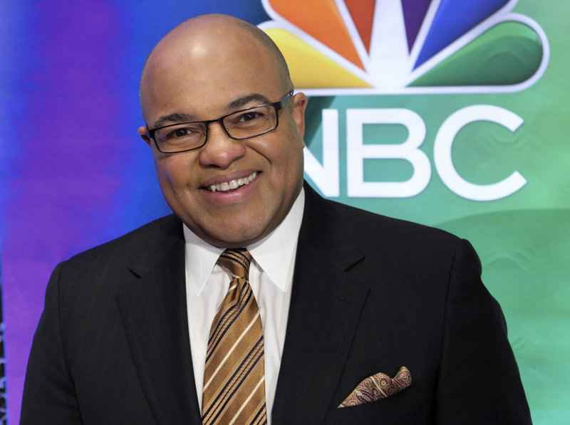 Mike Tirico taking over as host of Sunday night football