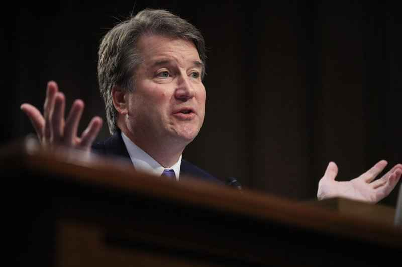 Second Accuser Levels Sexual Assault Charges At Kavanaugh
