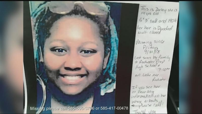 Family of missing Rochester teen asking the public for help