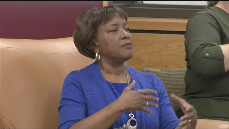 Janet Lomax now giving back to community at RIT