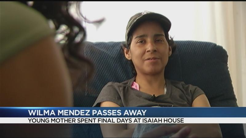 UPDATE: Young mother staying at Isaiah House passes away