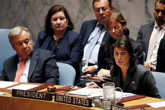 At UN, US accuses Russian Federation  of 'dishonest' on North Korea sanctions