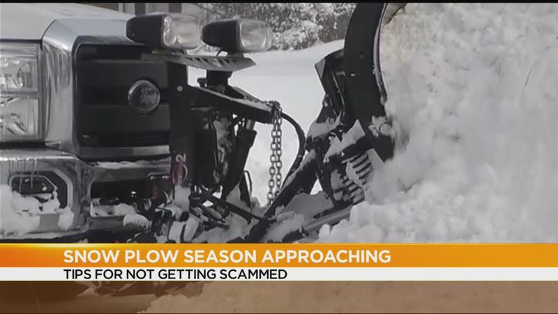 Need to hire a snow plow contractor? Don't get scammed
