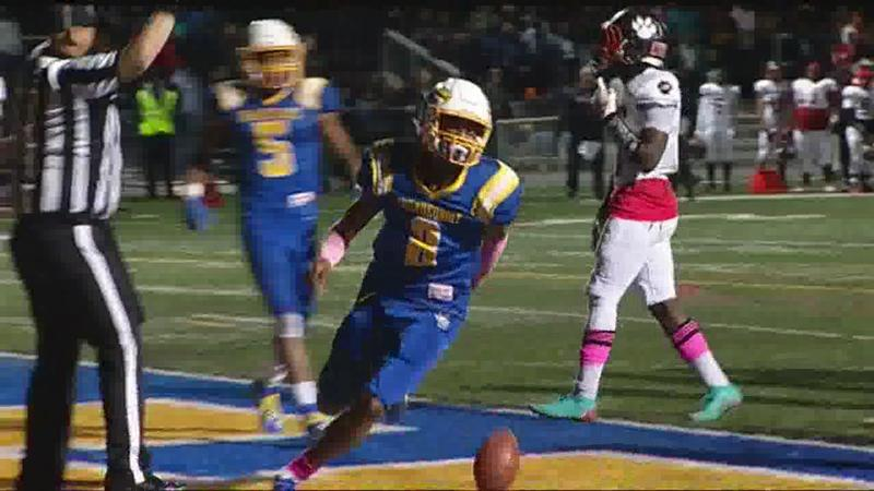 Ontario Honda Touchdown 10 Highlights: 1st round of sectional playoffs