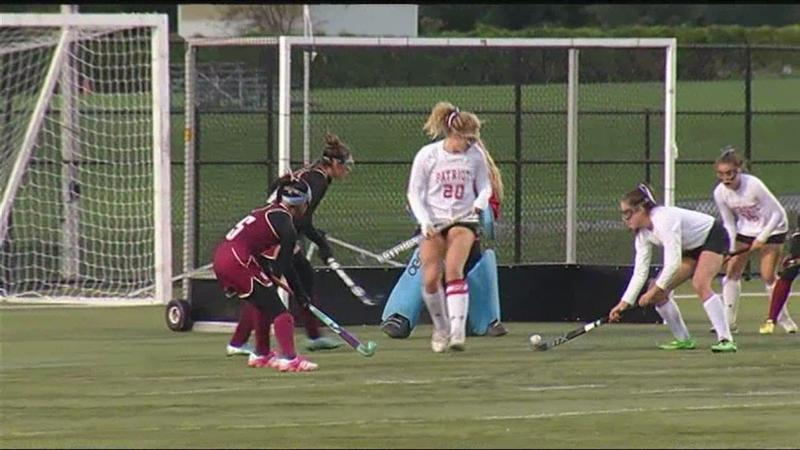 Penfield finishes field hockey season undefeated
