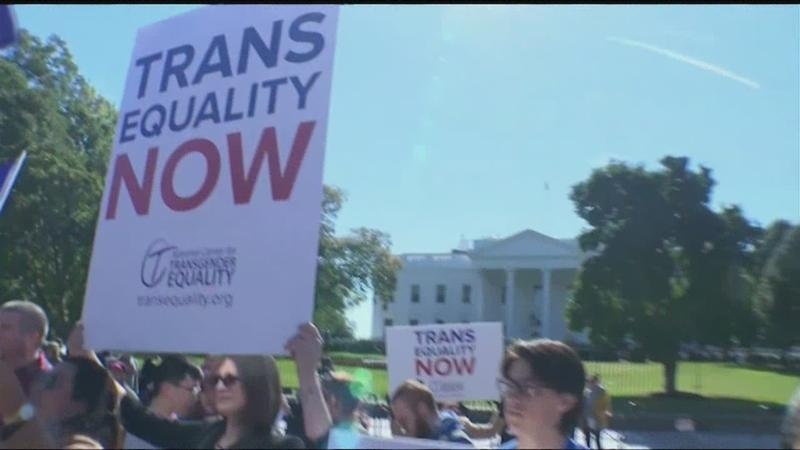 Rochester activists blast Trump policy on sex discrimination