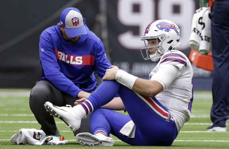 Bills bench Peterman, tab veteran Anderson to start at QB vs. Colts