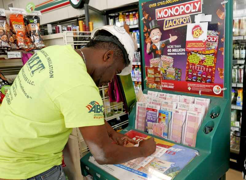 Numbers Drawn for $476-Million Powerball Jackpot