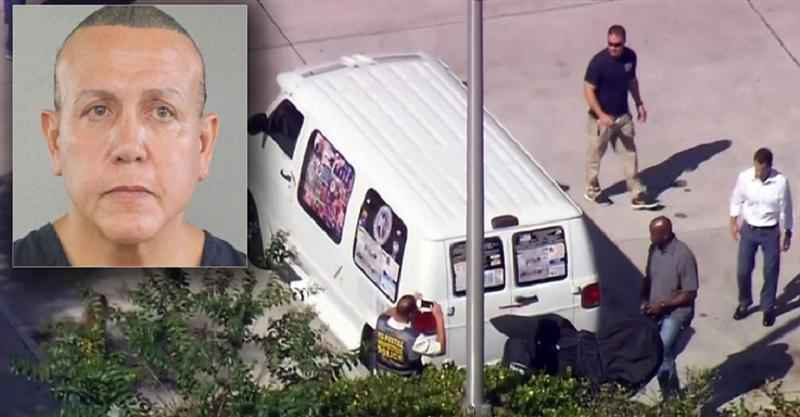 Suspect in Florida to be charged in connection with mail bombs