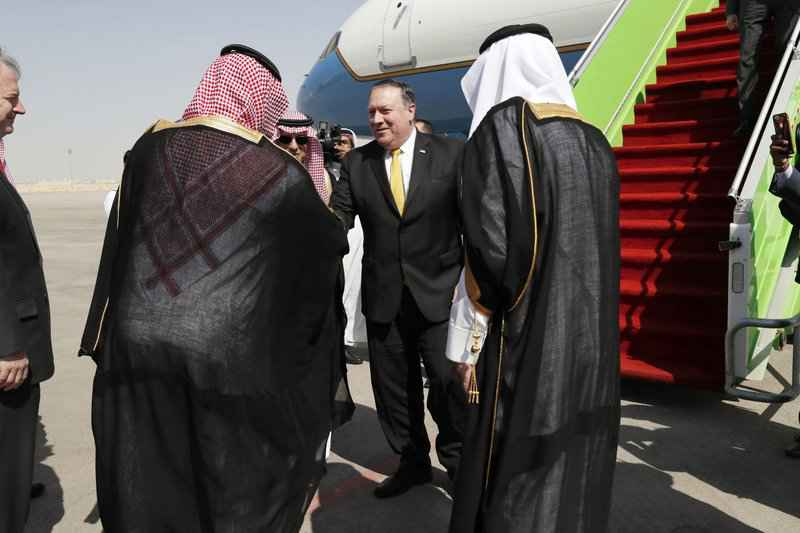 The Latest: Turkish media: Saudi consul leaves country