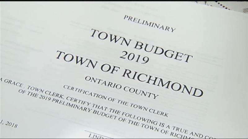 Double-digit tax hike looms over Town of Richmond