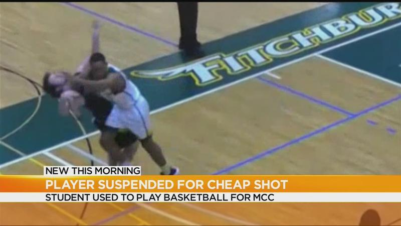 Former MCC player banned from school for dirty play