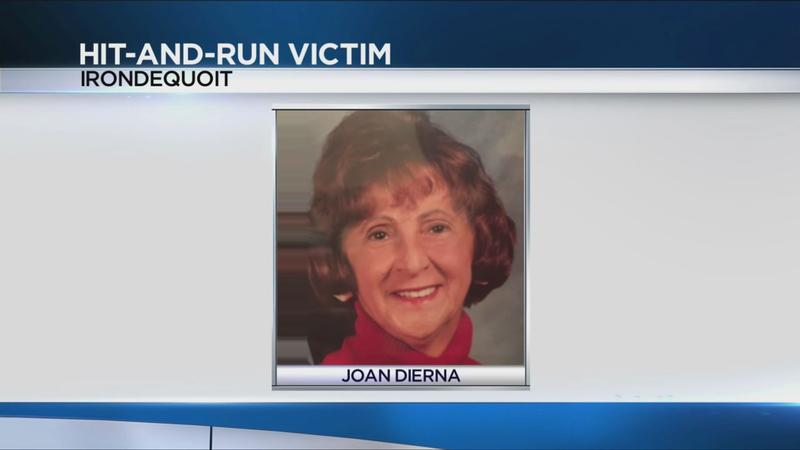 Police search for driver in fatal Irondequoit hit-and-run