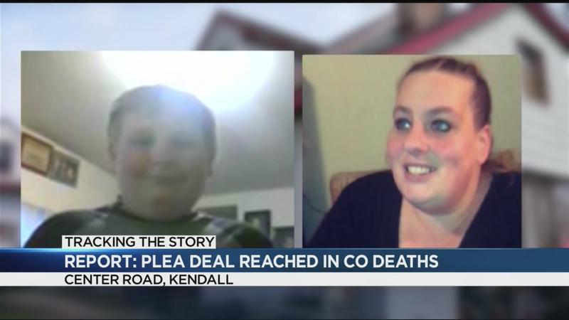 Report: Plea deal reached in deaths of Kendall mother, son