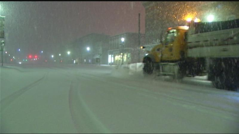 Snowy, icy roads could impact your morning commute