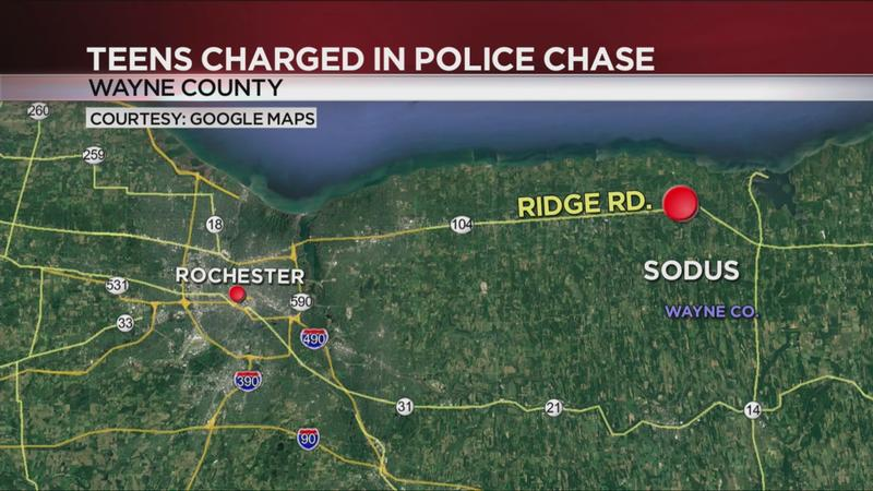 Deputies: 14-year-old leads officers on pursuit in Wayne County