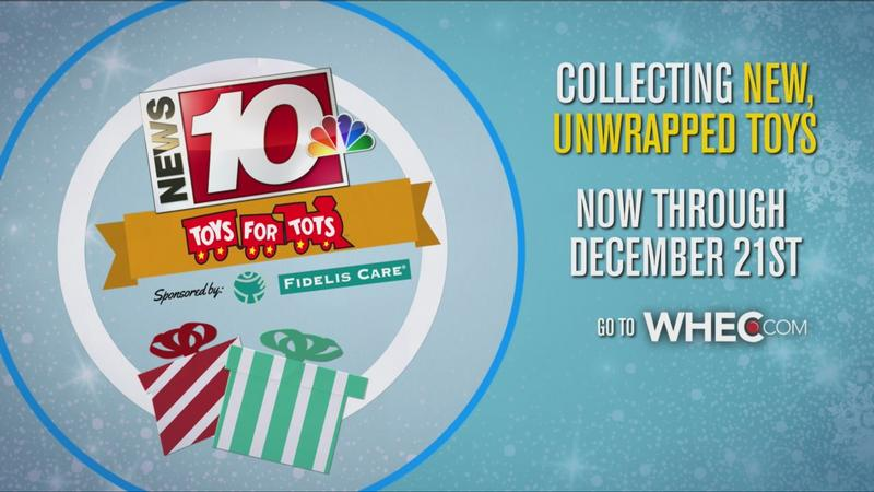 Toys for Tots holiday drive kicks off today
