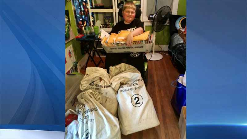 Viral post sparks 15th birthday surprise for Webster teen