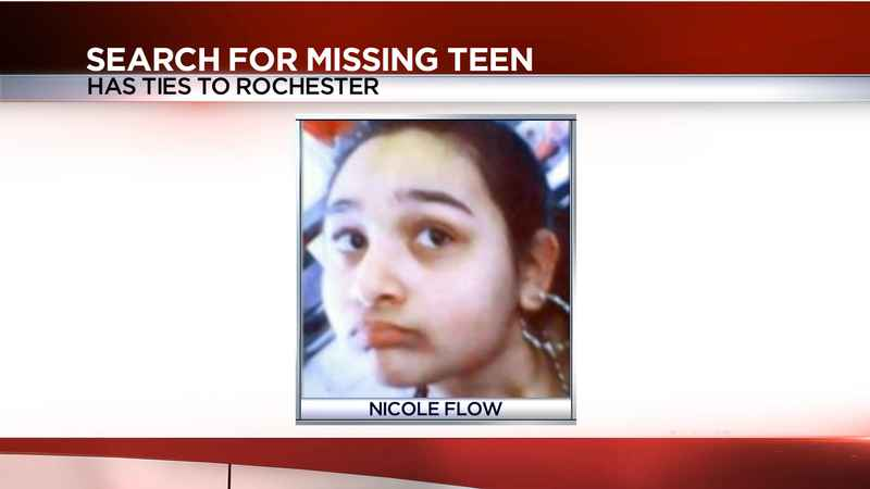Deputies search for teen with ties to Rochester