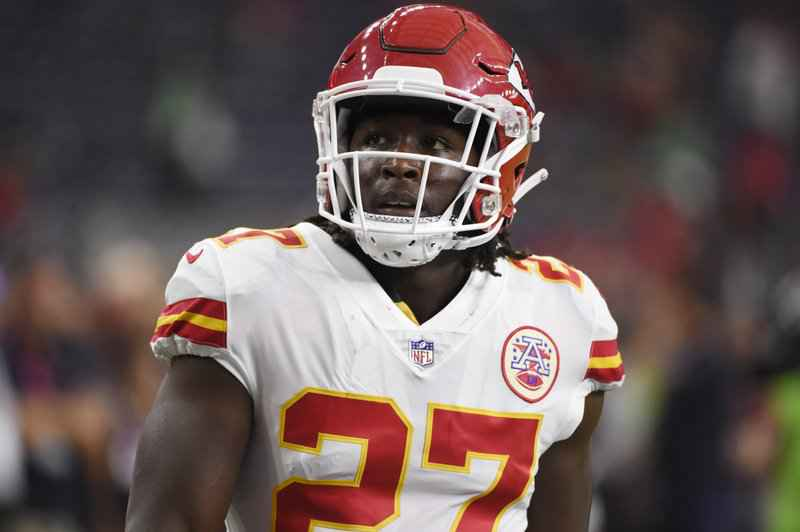 Video surfaces of Chiefs RB Kareem Hunt's alleged February altercation with woman