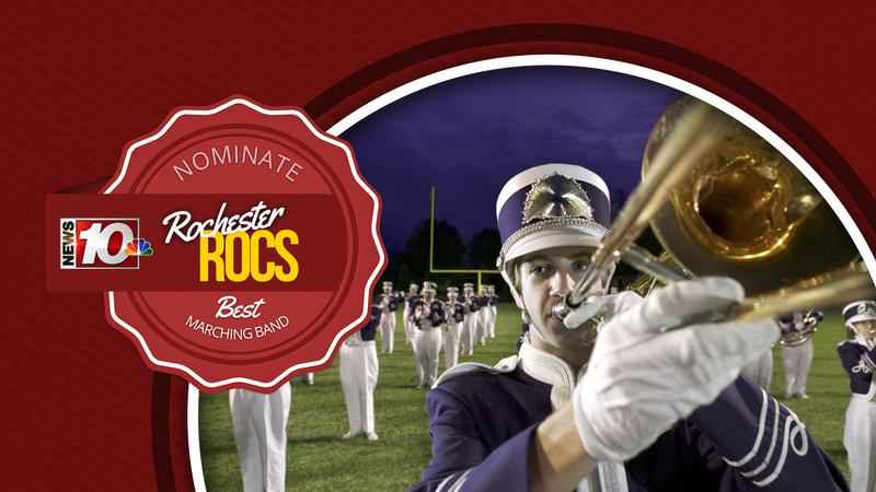 Rochester ROCS: Nominate best marching band