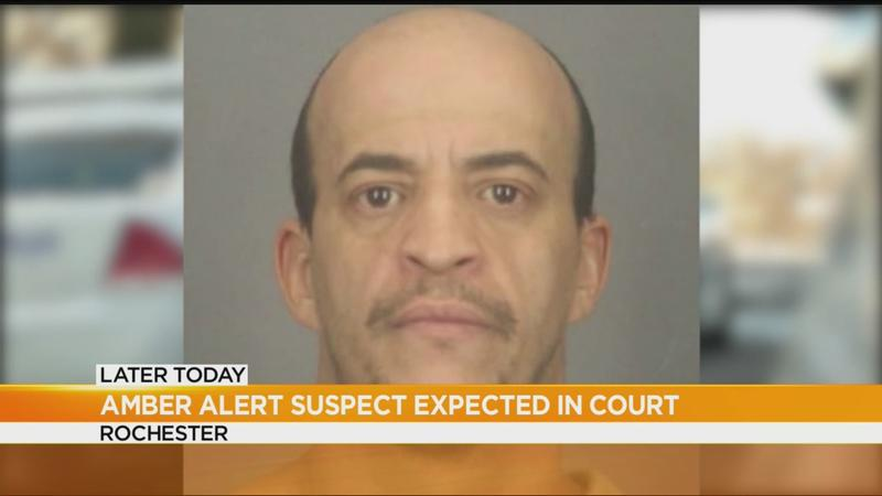 Accused kidnapper scheduled to appear in court